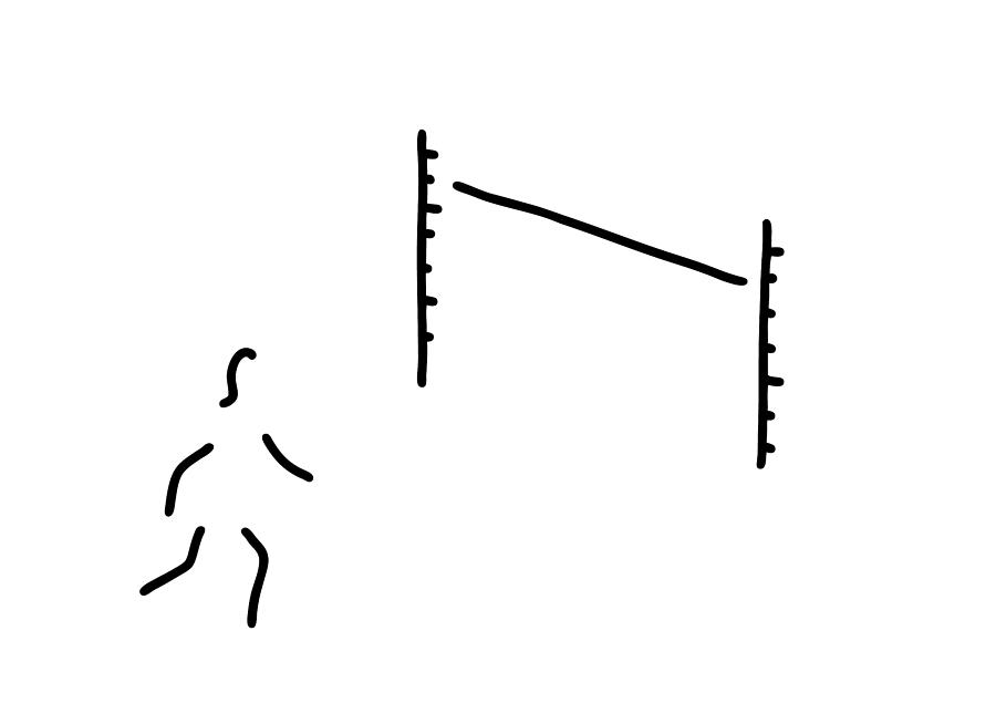 Line Drawing Jumper : High jump athletics level jumper drawing by lineamentum