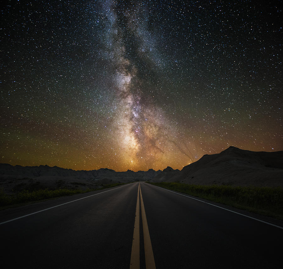 Highway To Heaven Photograph