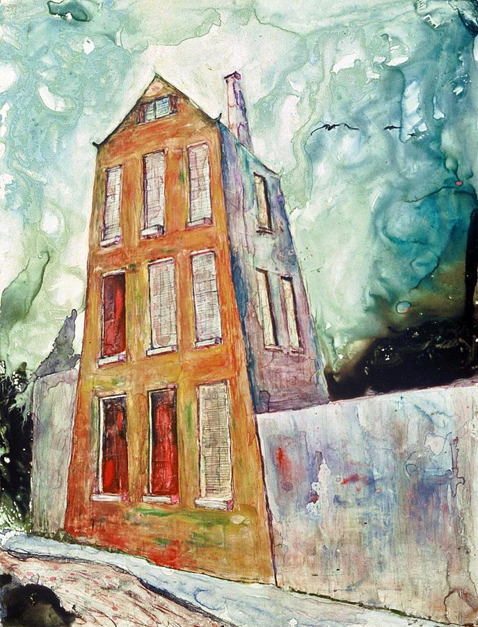 Hill House by Gary Debroekert