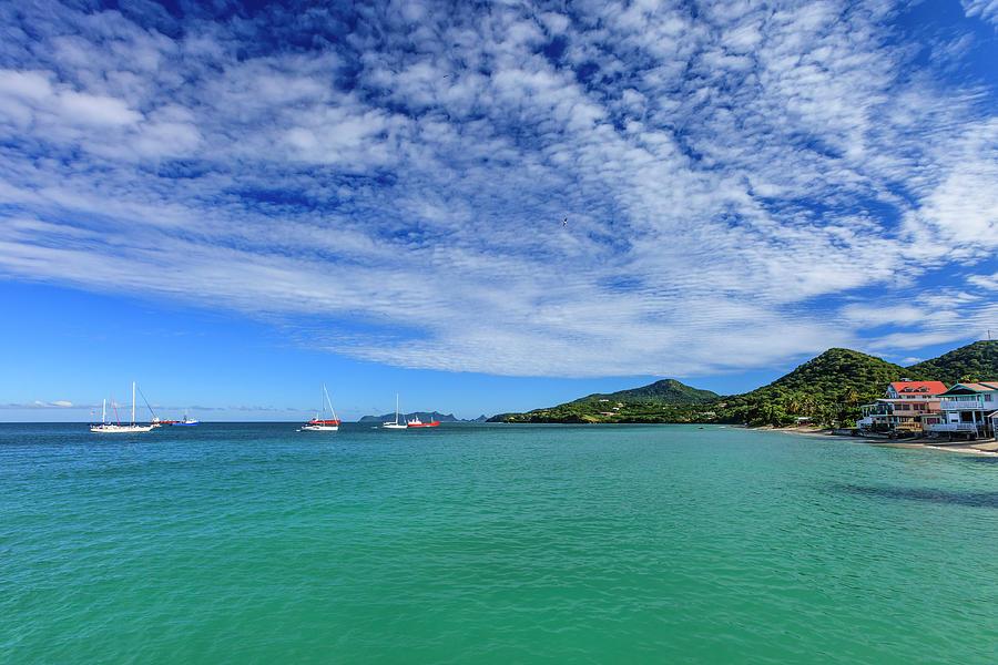 Hillsborough Bay, Carriacou Photograph by Flavio Vallenari