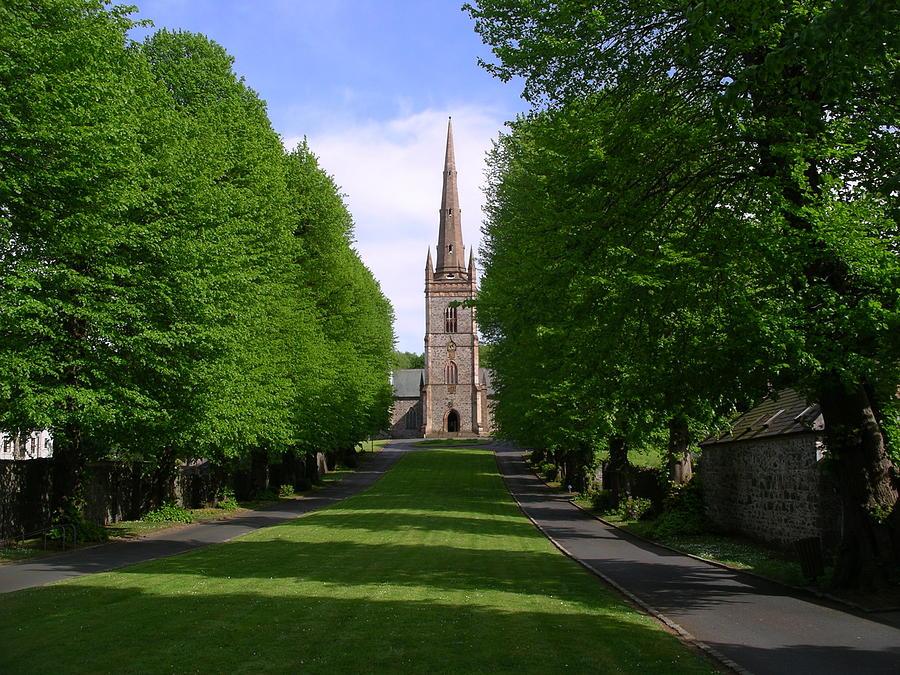 Hillsborough Church by Nigel Cameron