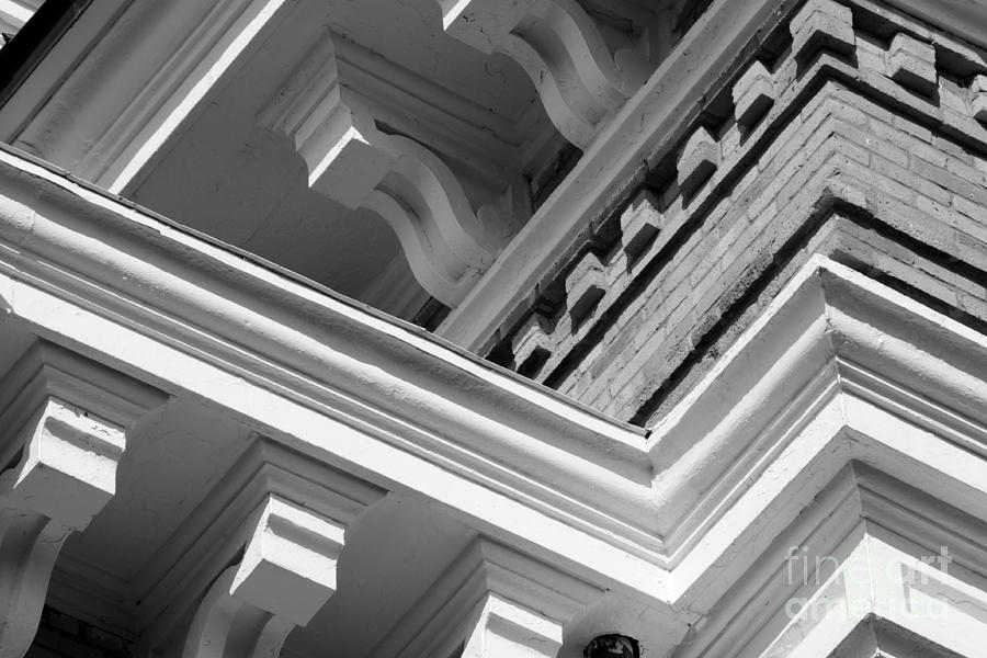 Chargers Photograph - Hillsdale College Central Hall Detail by University Icons