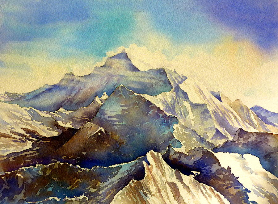 Painting Art Of Nepal