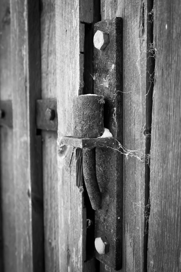 Web Photograph - Hindge by Robert Hellstrom