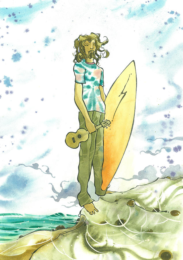 Hippy Surf by Harry Holiday