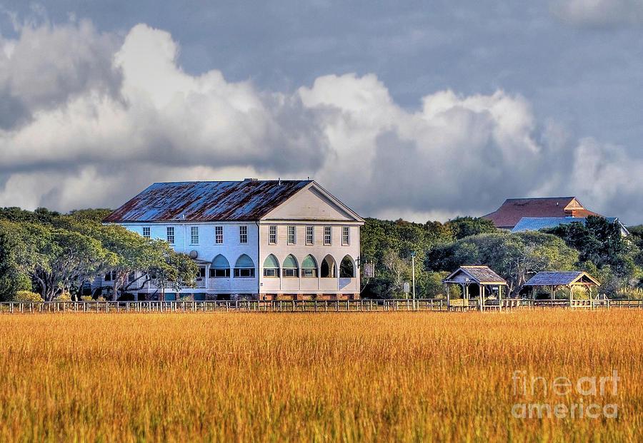 Historic Pelican Inn by Kathy Baccari
