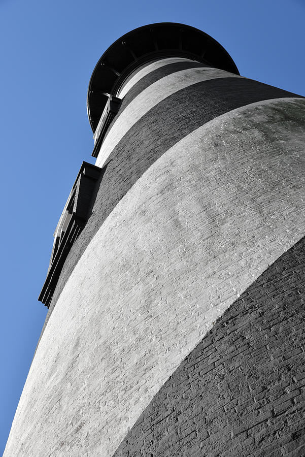St Photograph - Historic St Augustine Lighthouse by Christine Till