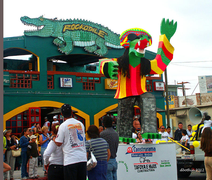Carnival Photograph - Hola Amigos by Dick Botkin