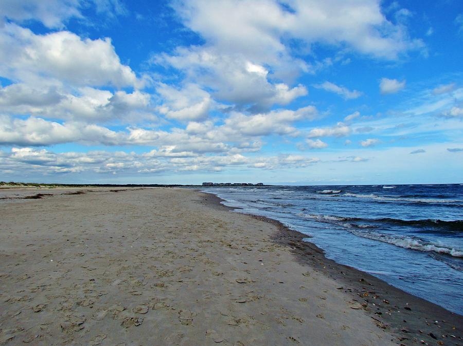 Holden Beach Nc Photograph By Cynthia Guinn