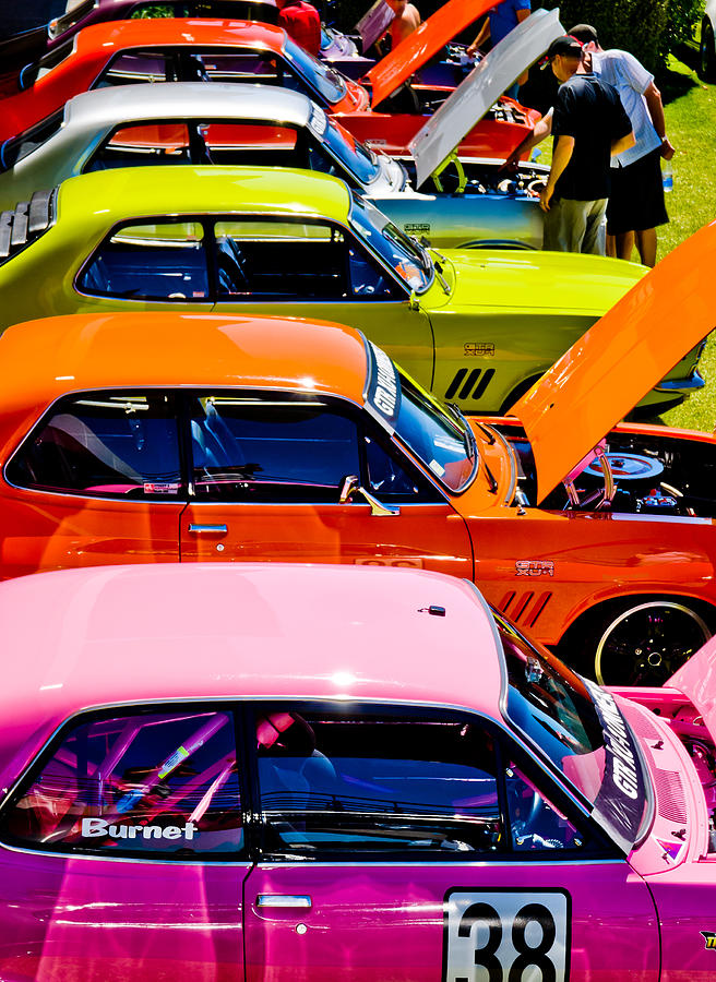 Holden Torana Photograph - Holden Colors by Phil motography Clark