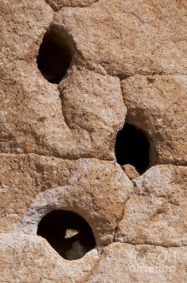 Holes In The Wall Photograph by Bob Phillips