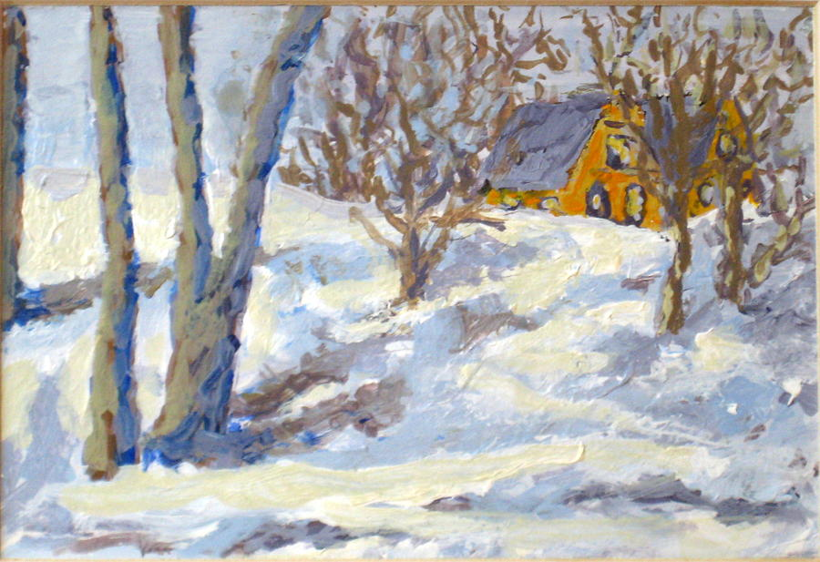 Holiday Greeting by Edy Ottesen