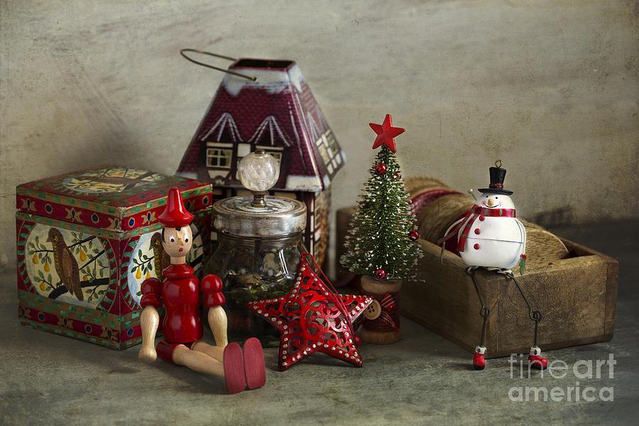 Holiday Photograph - Holiday Memories by Elena Nosyreva