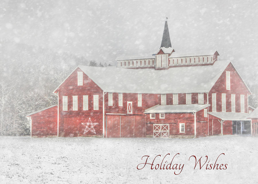 Holiday Photograph - Holiday Wishes by Lori Deiter