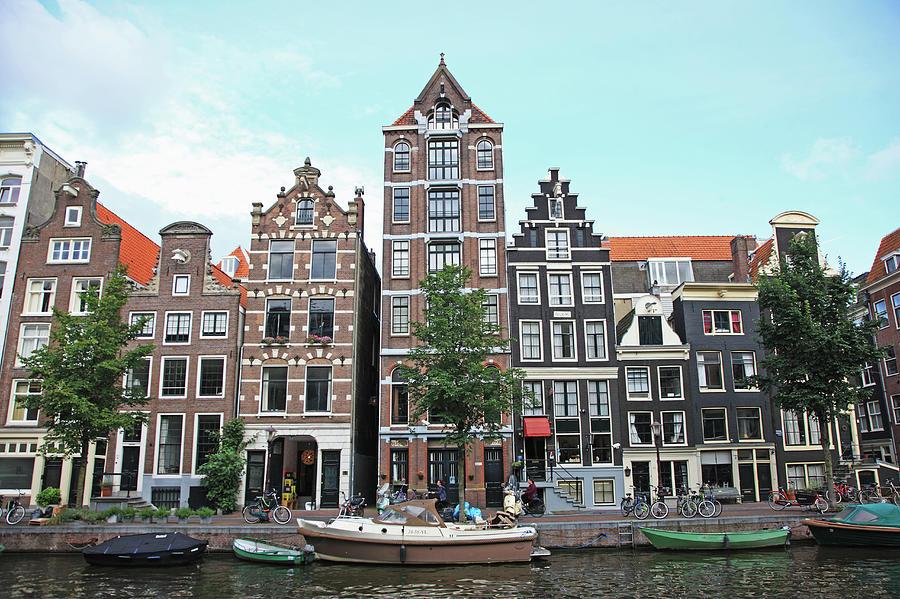 Holland, Amsterdam Photograph by Hiroshi Higuchi