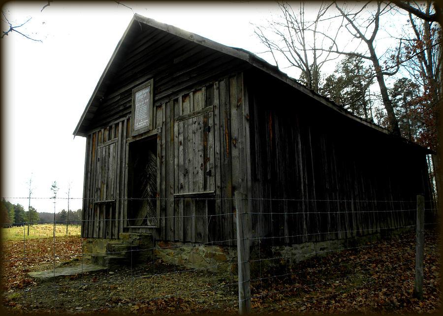 Old General Store Photograph - Holloway Township Historic Site Nc Usa by Kim Galluzzo Wozniak
