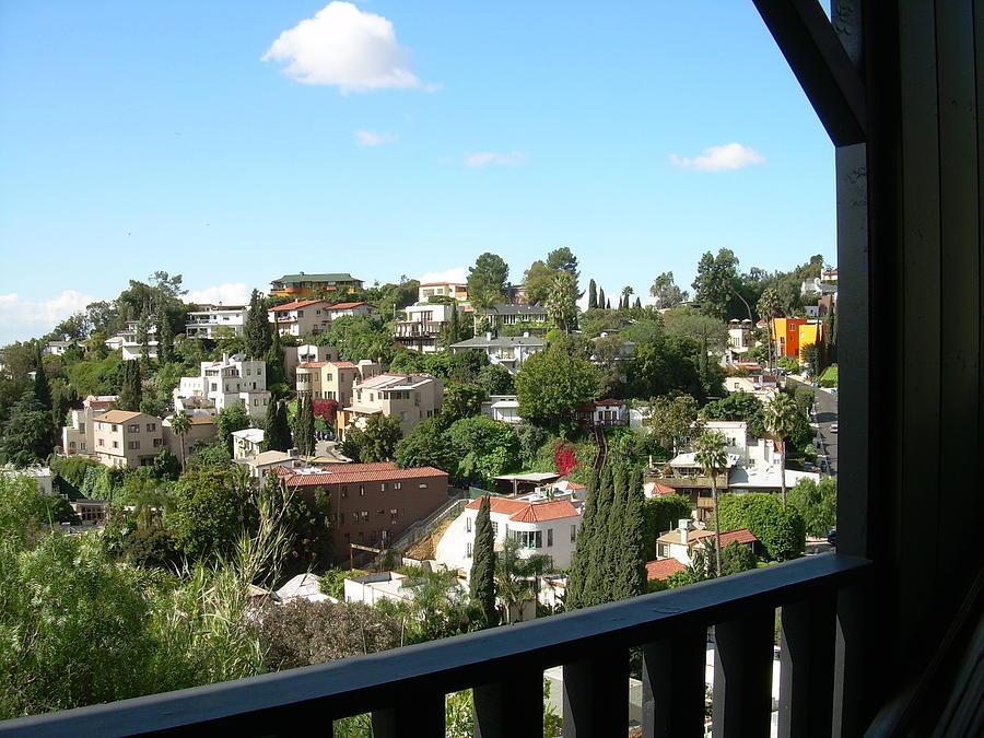 Hollywood Hills by Joseph Litzinger
