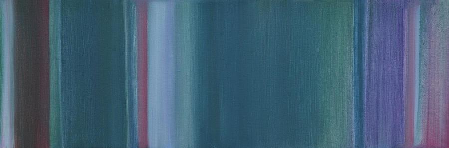 Abstract Painting Painting - Hollywood Night by Wayne Carlisi