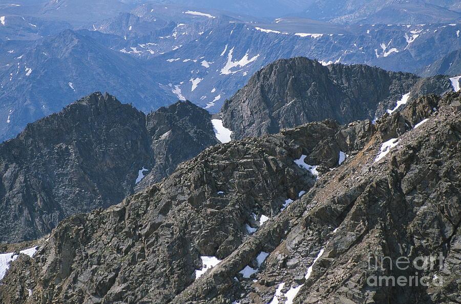 Holy Cross Wilderness Photograph