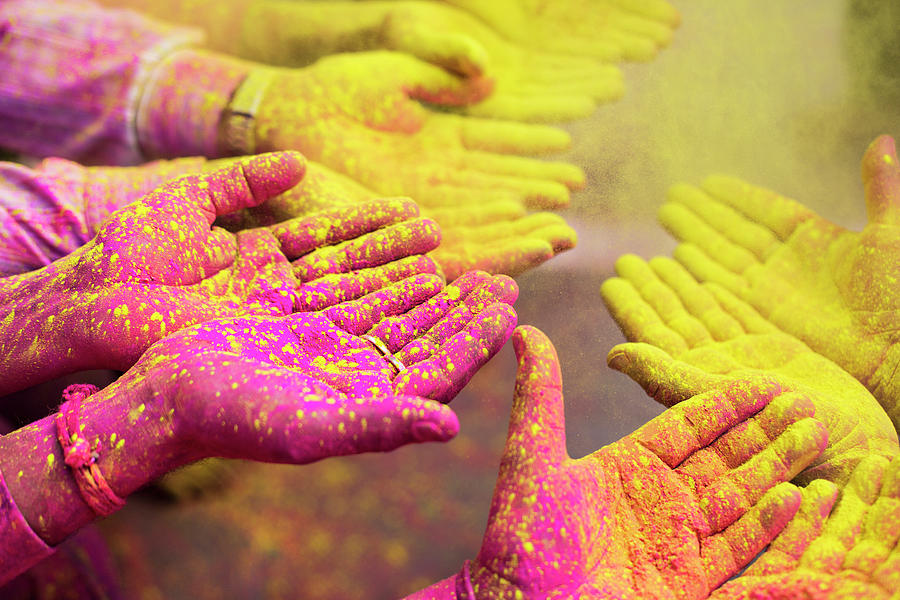 Holy Hands Photograph by Xavierarnau