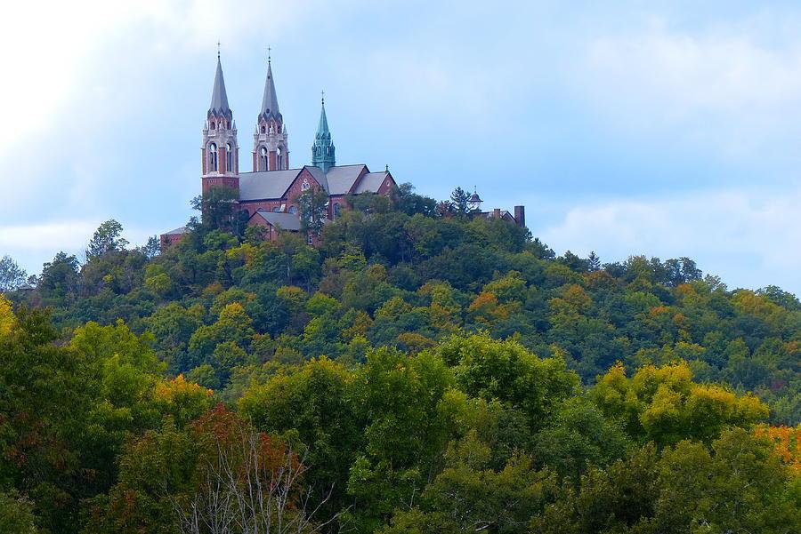 Landscape Photograph - Holy Hill by John Kunze