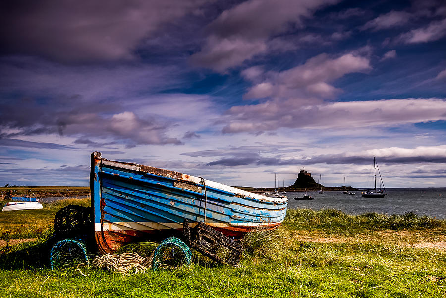 Holy Island Northumberland Photograph