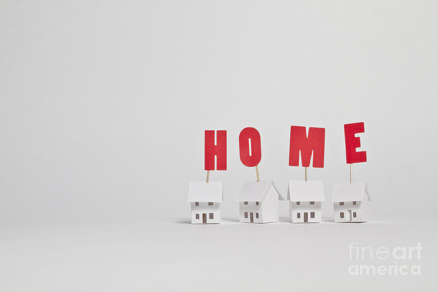 Home Photograph - Home by Catherine MacBride