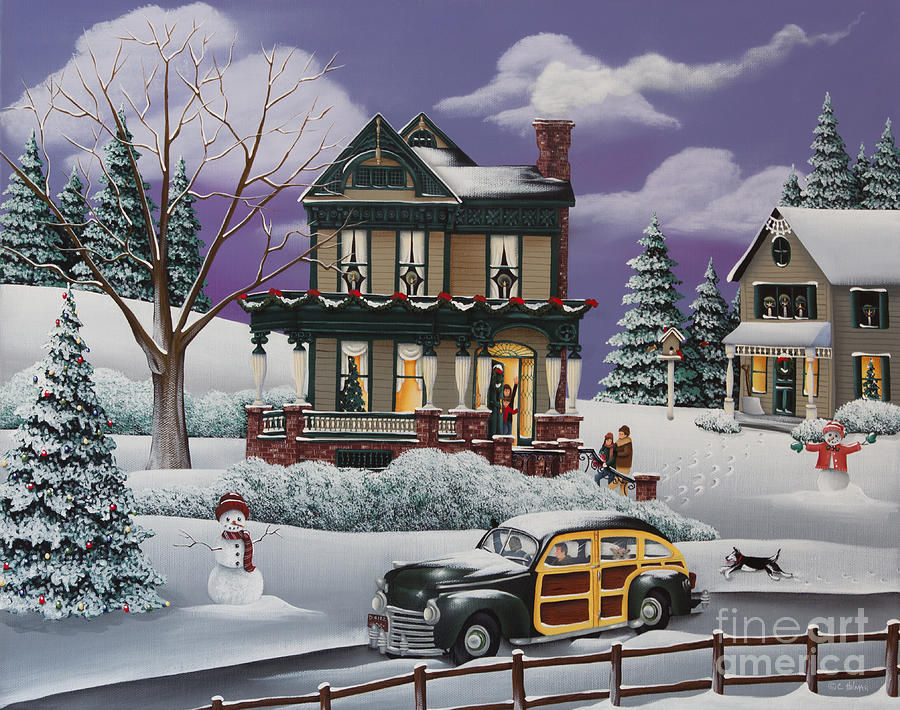 Home for the Holidays 2 by Catherine Holman