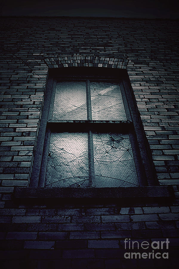 Window Photograph - Home Ill Never Be by Trish Mistric