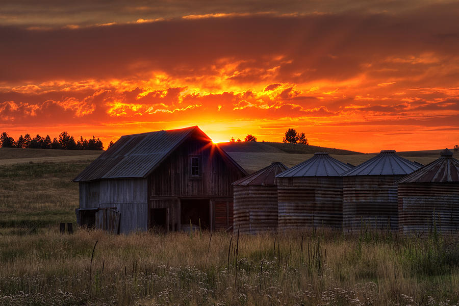 Cheney Photograph - Home Sweet Home by Mark Kiver