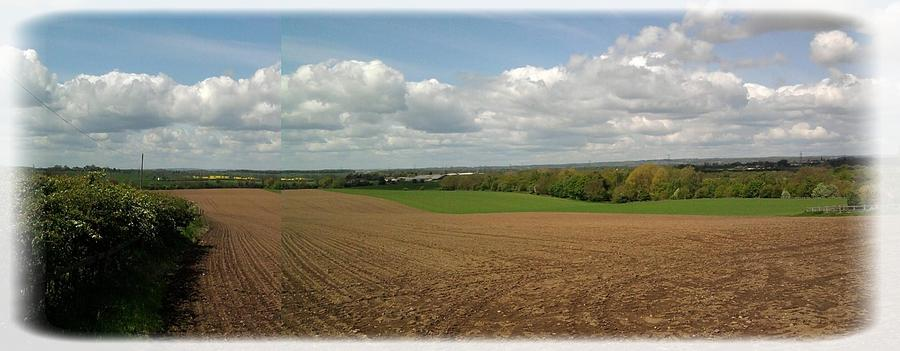Landscape Photograph - Home View by Geoff Cooper