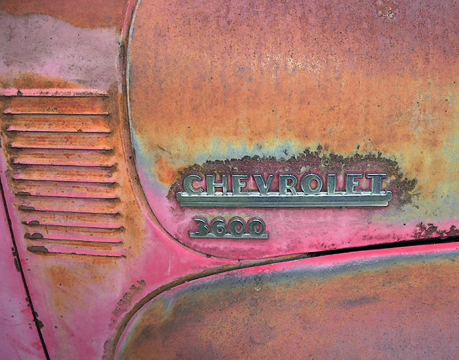 Chevrolet Photograph - Homestead Chev by Jerry McElroy