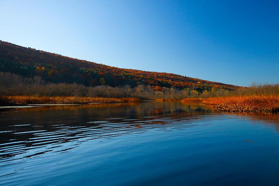 Honeoye Lake Photograph - Honeoye Lake Inlet by Steve Clough