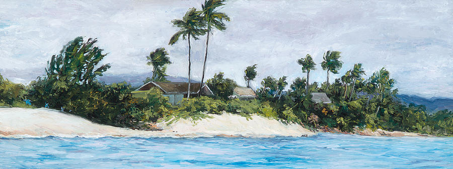 House Painting - Honus View by Stacy Vosberg