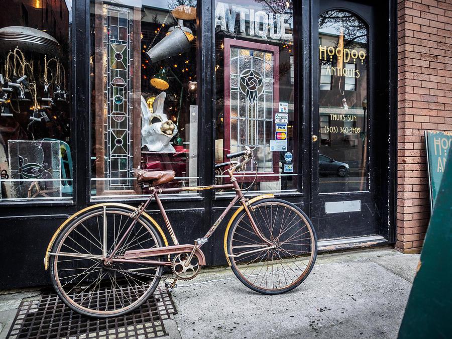 Portland Photograph - Hoodoo by Austin Gee