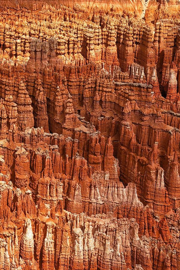 National Park Photograph - Hoodoos Of Bryce by Andrew Soundarajan