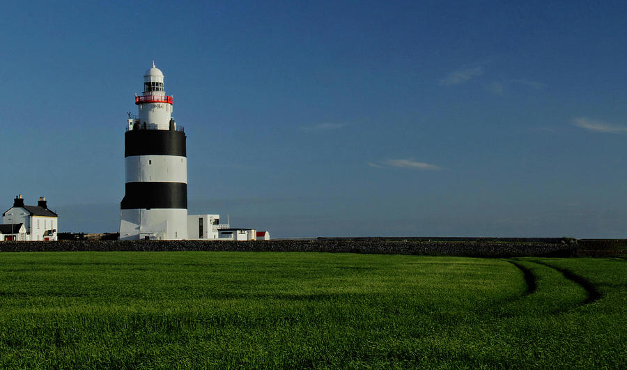 Hook Head Lighthouse Photograph by Peter Skelton