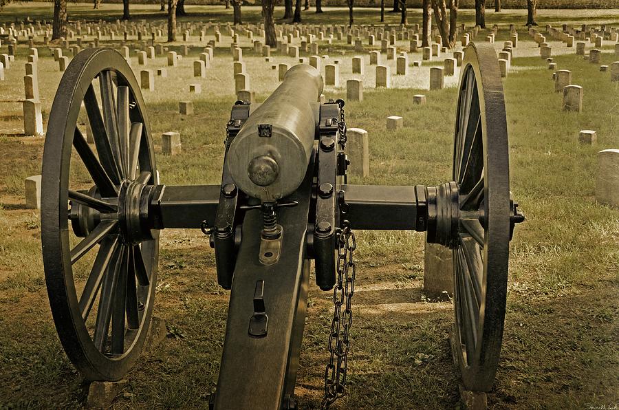 Civil War Battlefield Photograph - Hope And Change by Steven Michael