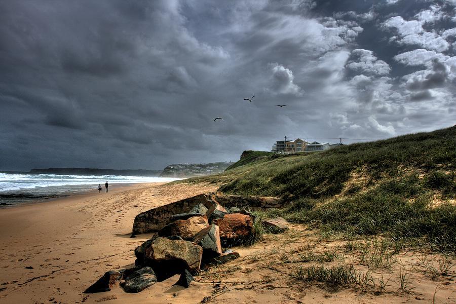 Beach Photograph - Hope by Catalin Buzlea
