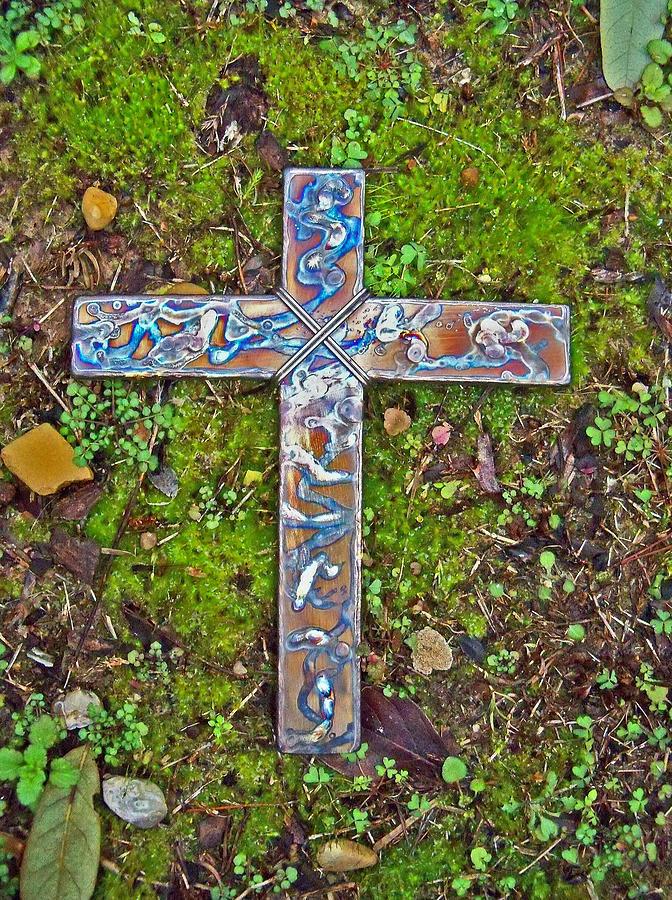 Spring Sculpture - Hope by Deborah Montana