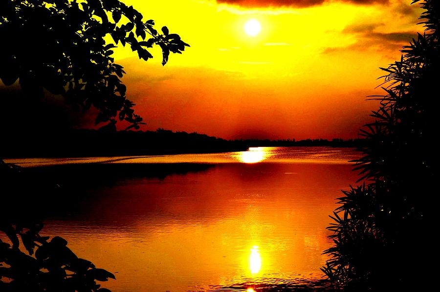 Sunset Photograph - Hope Is Still There Sunset by Deepti Chahar
