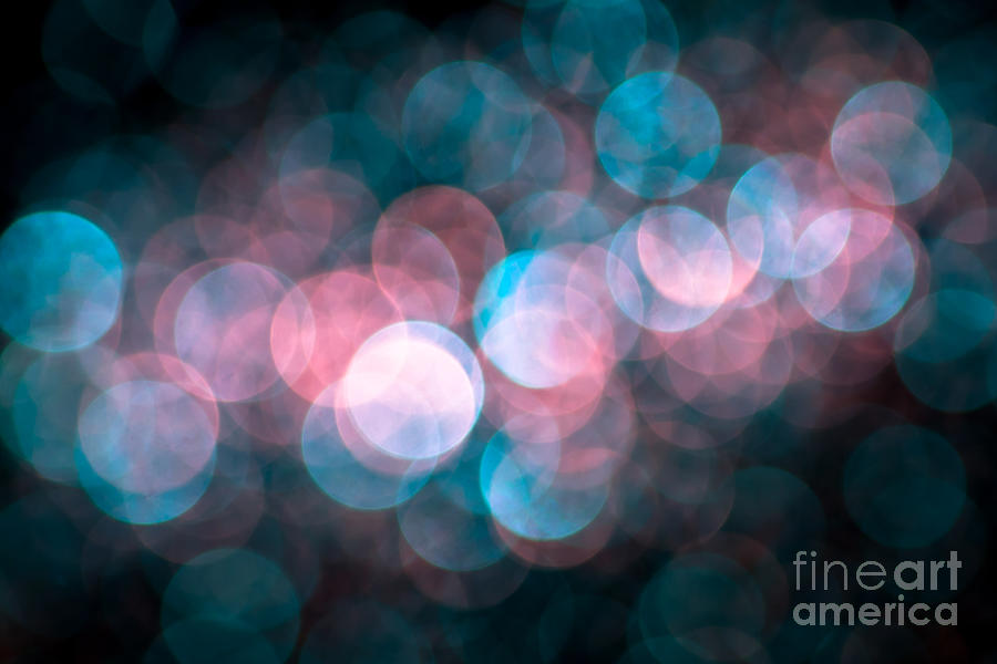 Abstract Photograph - Hopelessly In Love by Jan Bickerton