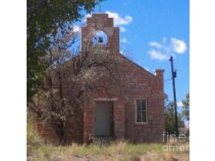 Hopi Photograph - Hopi Church by Frederick Holiday