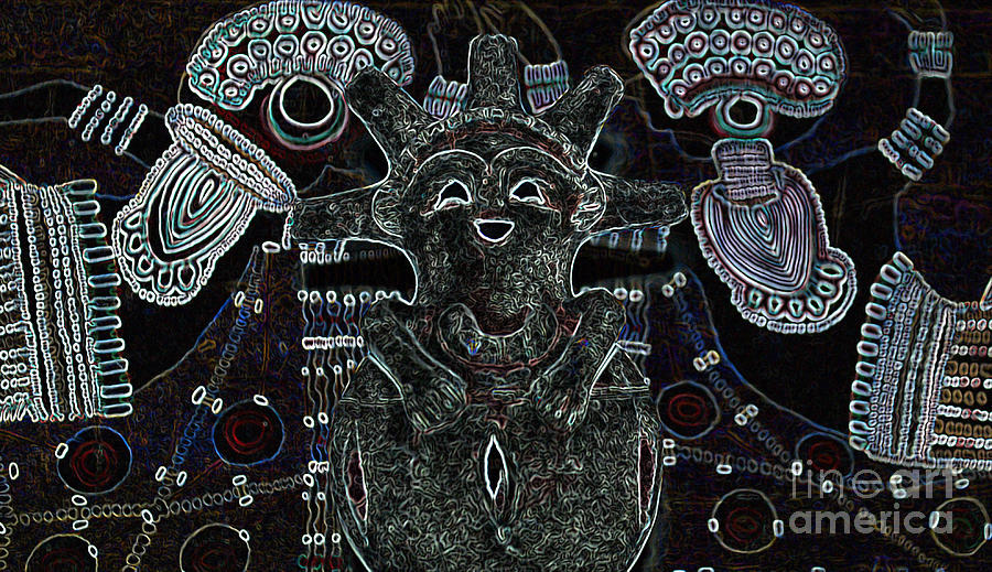 Tribal Photograph - Hopi by Michelle S White