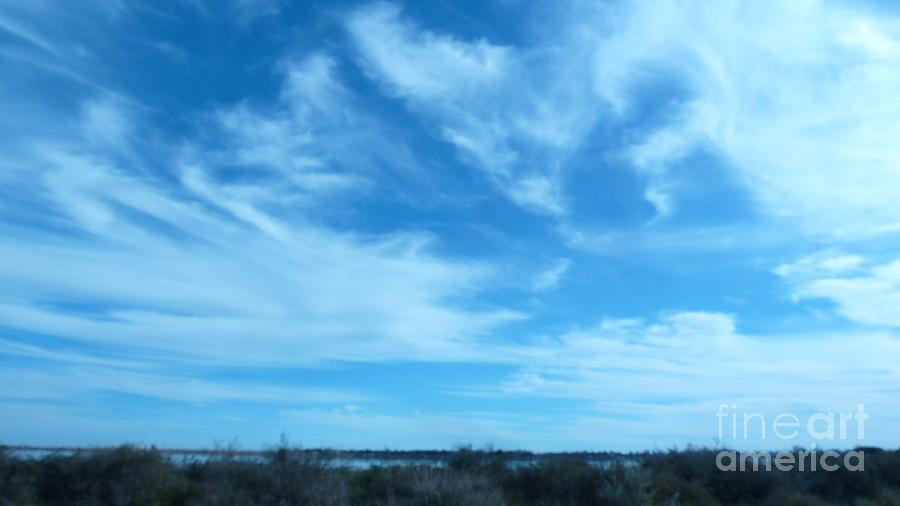 Sky Arts Photograph - Horizon On My Mind by Rogerio Mariani