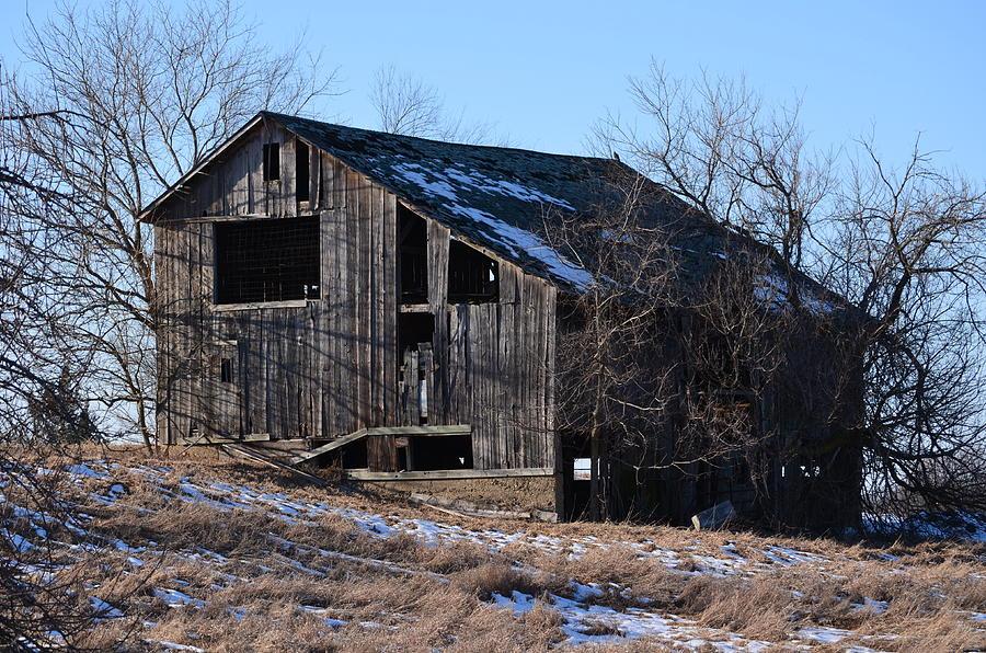 Barns Photograph - Horning Road Barn2 by Jennifer  King