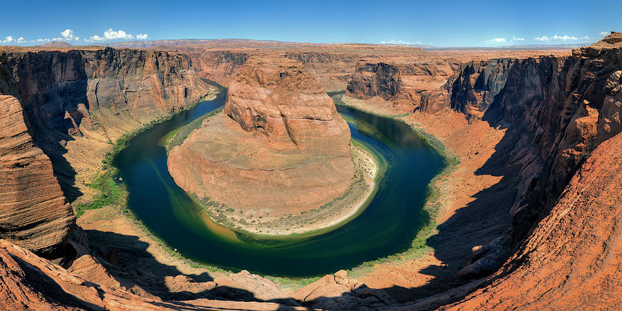 Horseshoe bend hd - photo#2