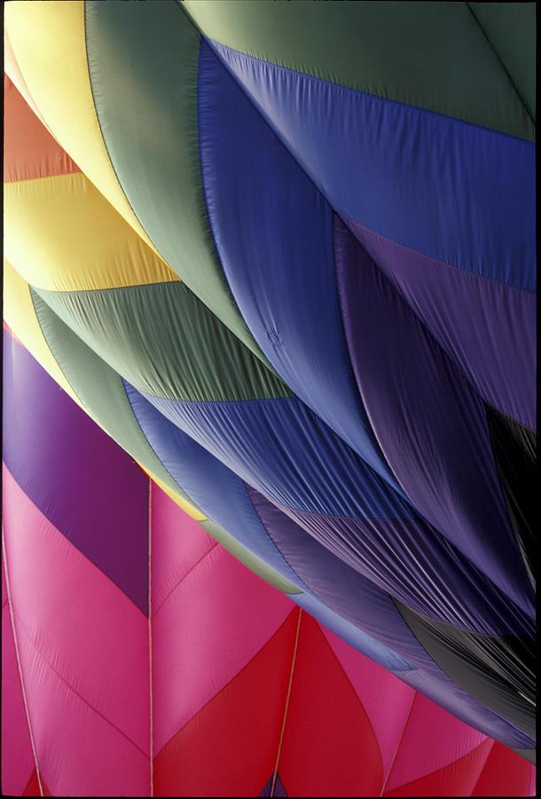 Hot Air Balloons 2 Photograph - Hot Air Balloons 2 by Gail Maloney