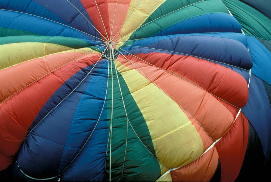 Hot Air Balloons Photograph - Hot Air Balloons by Gail Maloney