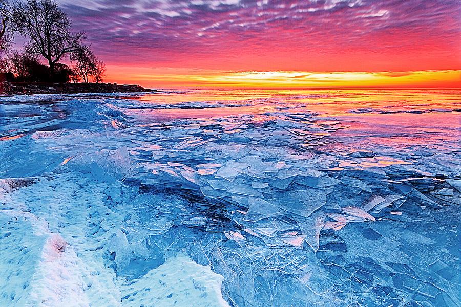 Hot And Cold Photograph by Joshua Bozarth